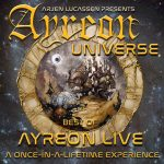 Ayreon Live in September 2017 for two exclusive shows