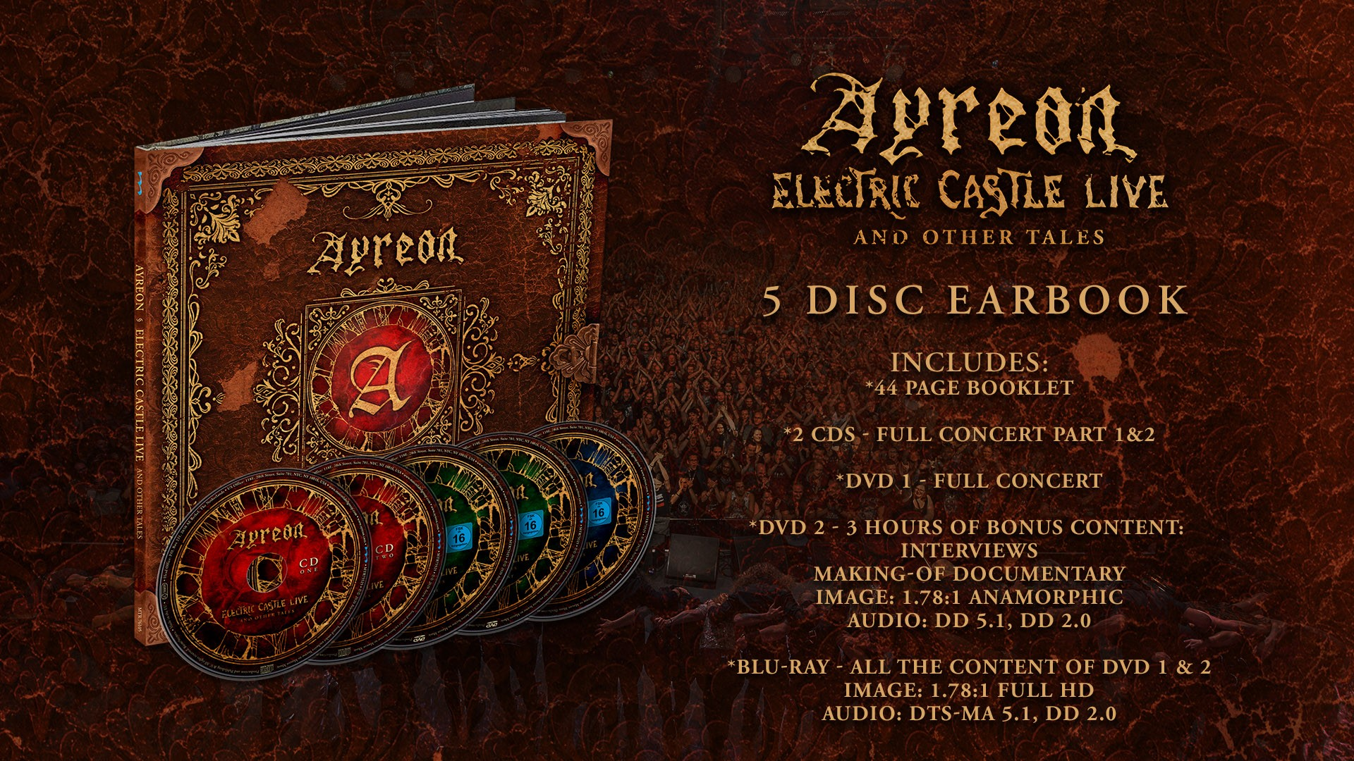 Ayreon - Electric Castle Live and Other Tales Itec-live-earbook