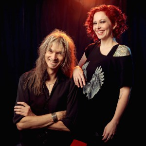 Arjen Lucassen and Anneke van Giersbergen - The Gentle Storm