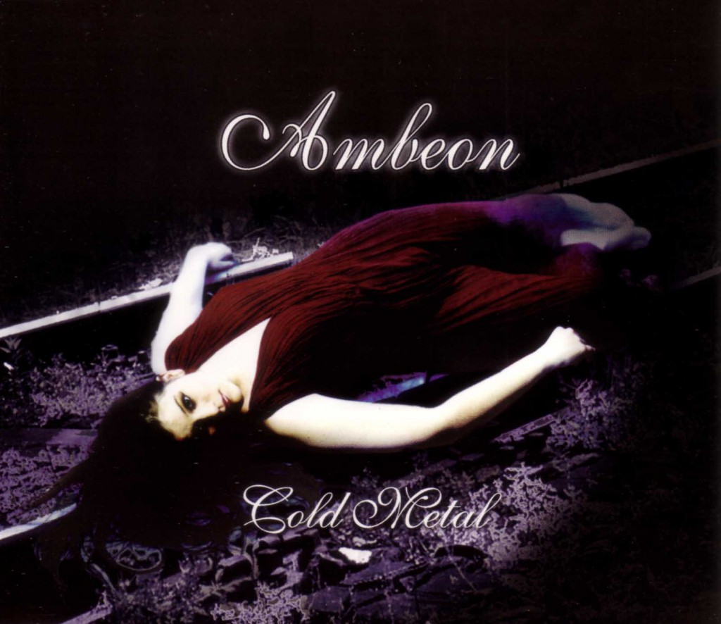 "Ambeon - cover of ""Cold Metal"" single"