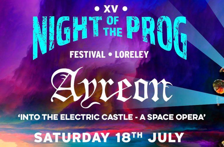 ayreon loreley festival 2020