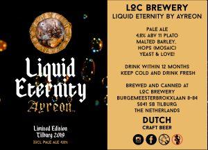 Ayreon Beer Liquid Eternity