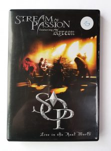 Stream of Passion Embrace the Storm DVD