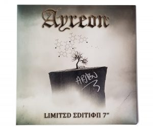 Limited Edition 7 inch vinyl - Signed by Arjen